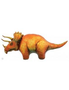 ballon-dinosaure-triceratops-en-aluminium-107cms-48cms