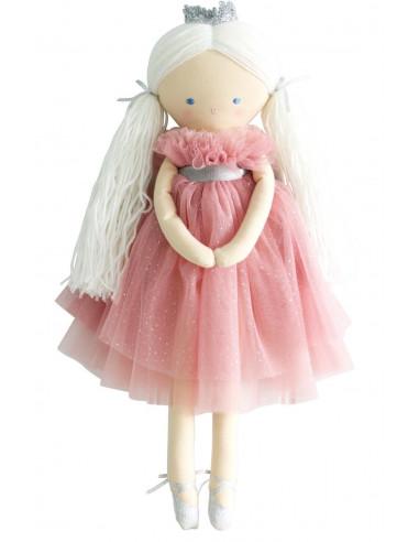 poupee-princesse-penelope-robe-rose-alimrose