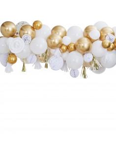 kit-guirlande-ballons-blancs-or-rosaces-boules-papier.jpg