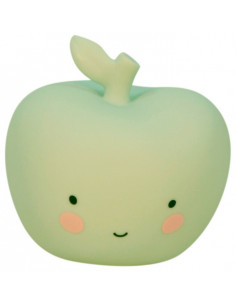 veilleuse-pomme-vert-menthe-a-little-lovely-company