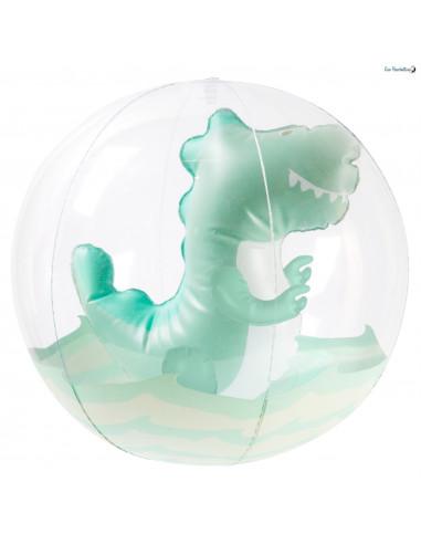 Ballon Gonflable Dinosaure en 3 D Sunnylife