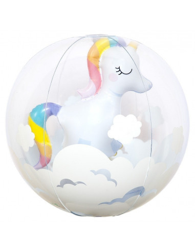 Ballon-gonflable-3-d-licorne-sunnylife-jeux-gonflables