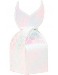 8-boites-a-cadeaux-invites-Sirene-decoration-anniversaire-sirene