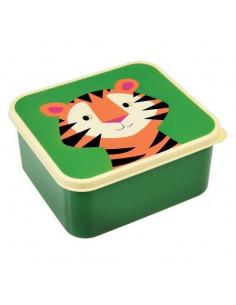 Grande boite à gouter Tigre
