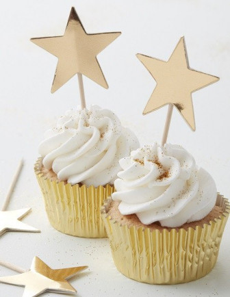 Cake toppers, Piques Gateaux Baptême