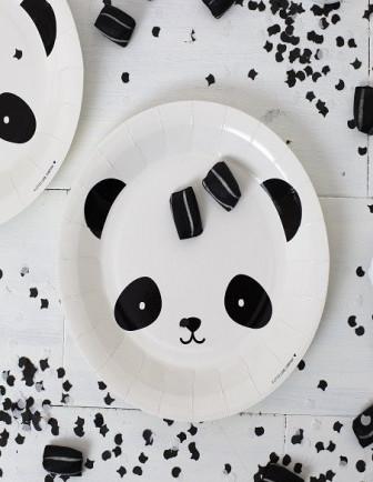 Baptême Panda